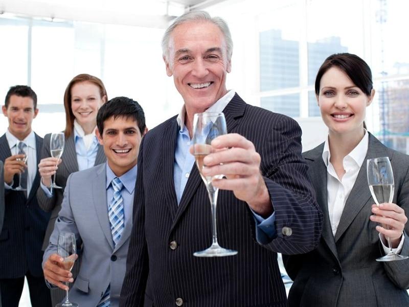 Pénzügyi és üzleti siker
