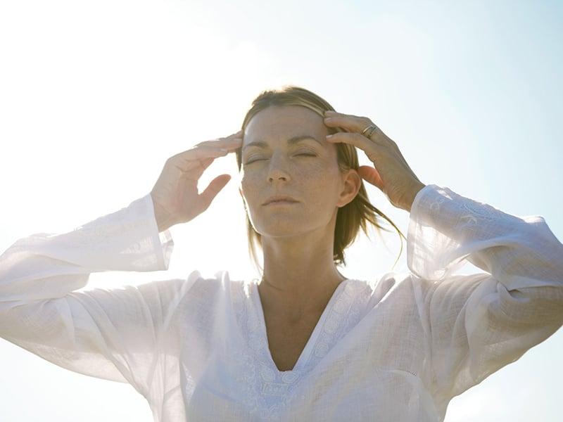 hatodik érzés erősítése önhipnózissal